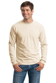 Gildan G2400 - Ultra Cotton® 100% Cotton Long Sleeve T-Shirt